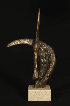 Beeld Hanny van Leeuwen-prijs 2007