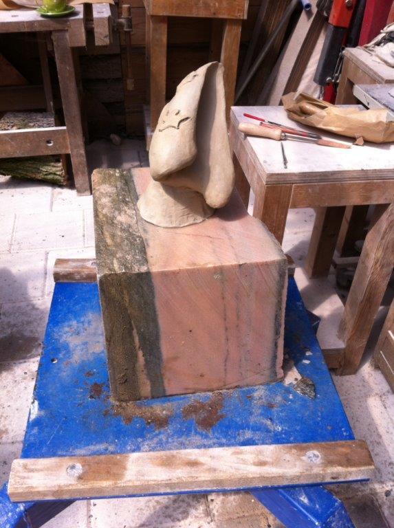 Het prototype van klei